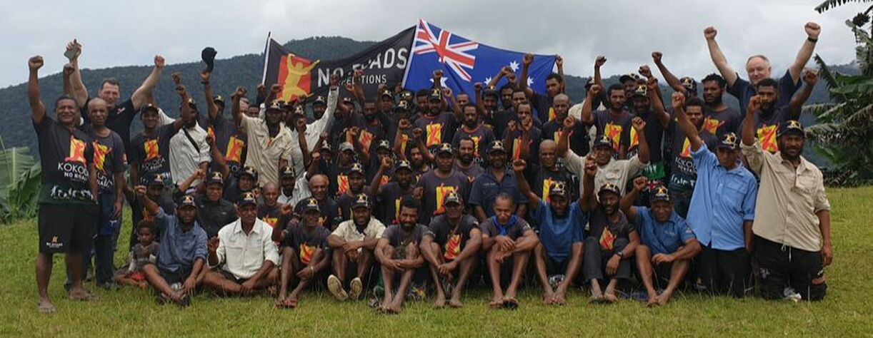 2019 PNG Guide Team - No Roads Expeditions