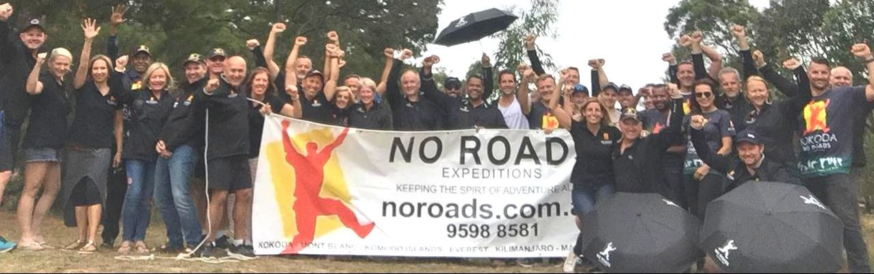 No Roads Expeditions Australian Guide Team